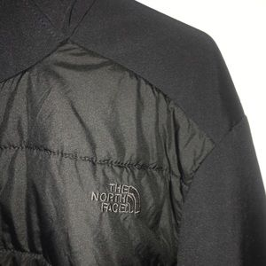 The North Face Mens Large Black jacket